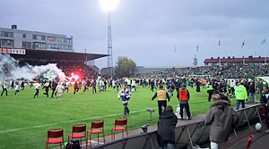 vad hände i göteborg 2001